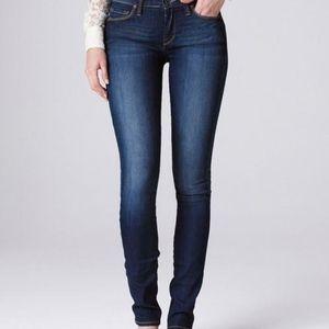 Lucky Brand Sofia Skinny Ankle Jeans Size 4/27